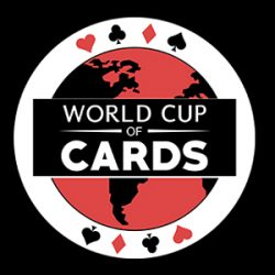 2016 World Cup of Cards from August 18th to September 14th at Playground Poker Club