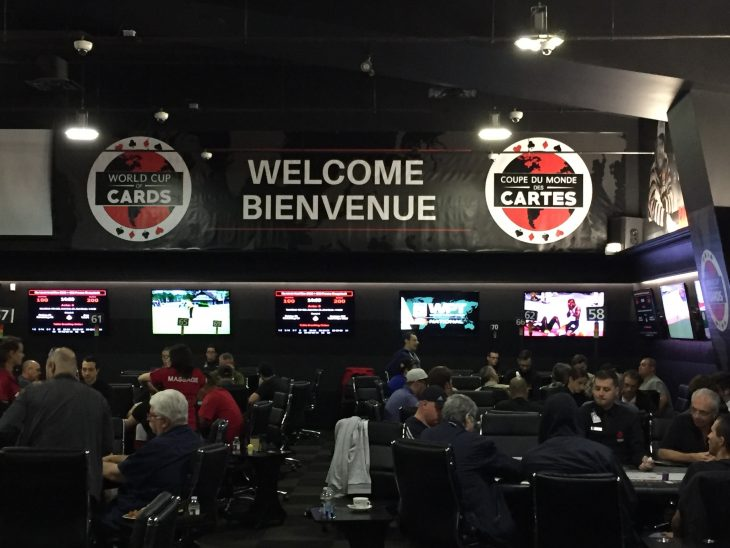 2016 World Cup of Cards Playground Poker Club