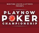 2016 PlayNow Poker Championship Sept 28th to Oct 2nd