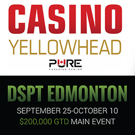 Casino Yellowhead Poker
