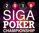 2016 SIGA Poker Championship at Dakota Dunes Casino – October 1 & 2