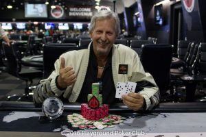 World Cup of Cards partypoker Canadian Grand Prix Champion, Richard Figiel