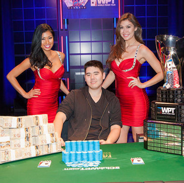 Courtesy of the WPT Live Blog