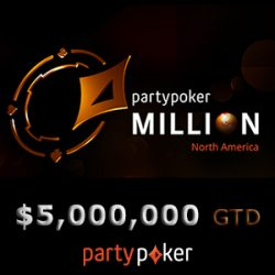 Ari Engel Leads the partypoker Million North America Final Table