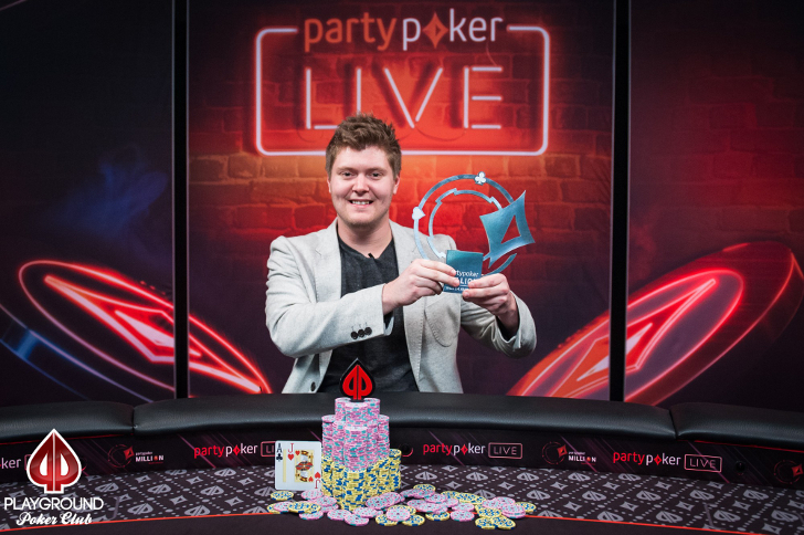 Jean-Pascal Savard partypoker Million North America