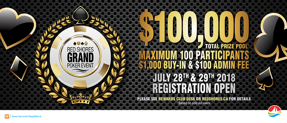 Red Shores Poker Tournament